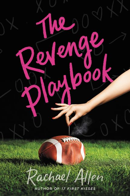 Image result for the revenge playbook cover