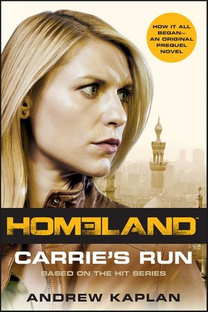 Homeland: Carrie's Run book image