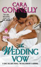 The Wedding Vow Paperback  by Cara Connelly