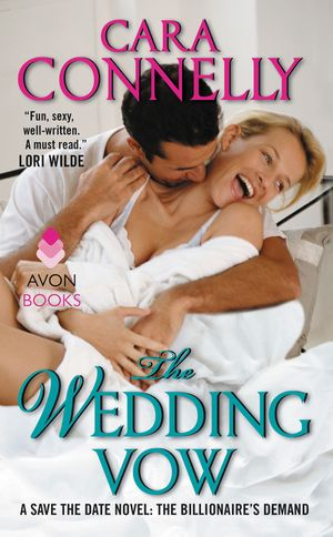 The Wedding Vow book image