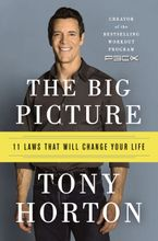 Book cover image: The Big Picture: 11 Laws That Will Change Your Life