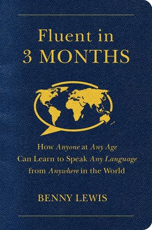 Fluent in 3 Months book image
