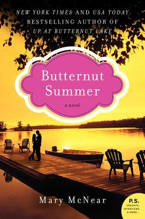 Butternut Summer book image