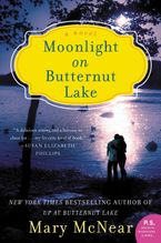 Moonlight on Butternut Lake Paperback  by Mary McNear