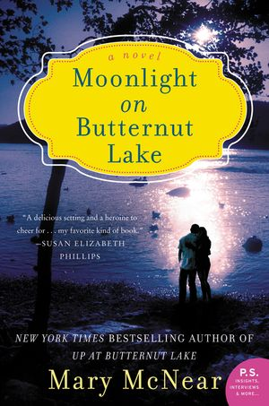 Moonlight on Butternut Lake book image