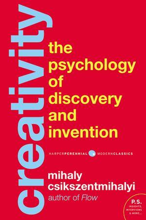 Creativity book image
