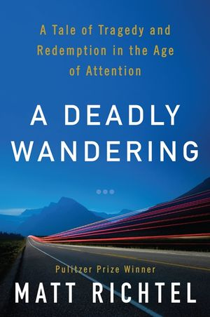 A Deadly Wandering book image