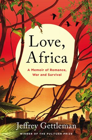 Love, Africa book image