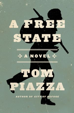 A Free State book image