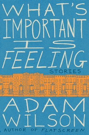 What's Important Is Feeling book image