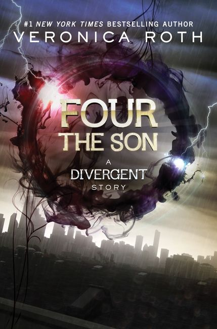 Four the son veronica roth e book enlarge book cover fandeluxe Gallery