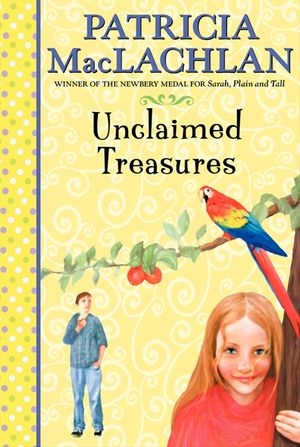 Unclaimed Treasures book image
