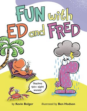 Fun with Ed and Fred book image