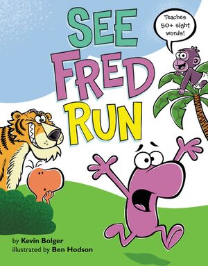See Fred Run book image
