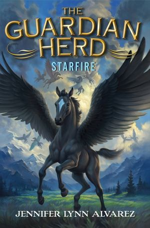The Guardian Herd: Starfire book image