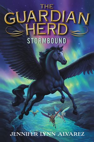 The Guardian Herd: Stormbound book image