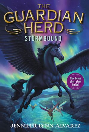 The Guardian Herd: Stormbound Paperback  by Jennifer Alvarez