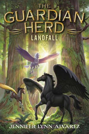 The Guardian Herd: Landfall book image