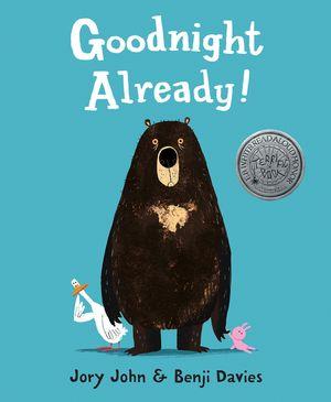 Goodnight Already! book image