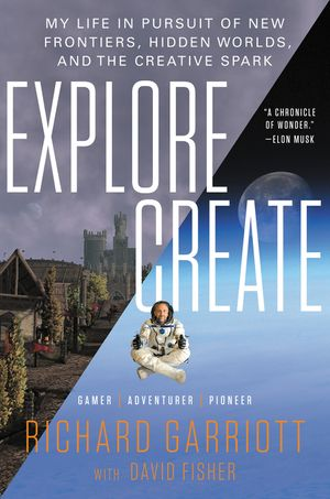 Explore/Create book image