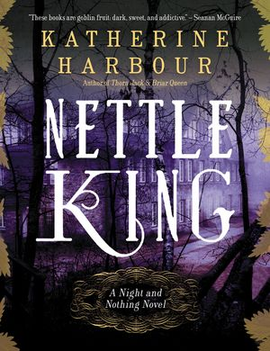 Nettle King book image