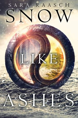 Snow Like Ashes book image