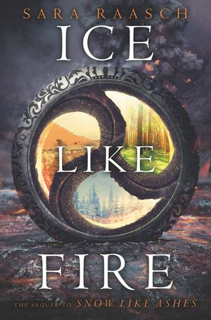 Ice Like Fire book image
