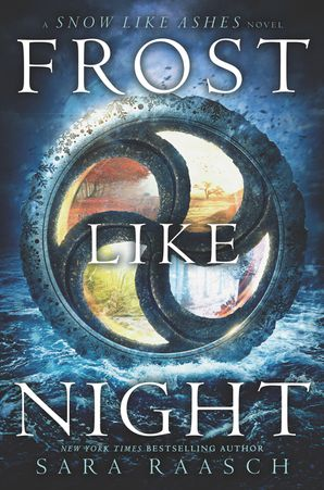 Frost Like Night Hardcover  by Sara Raasch