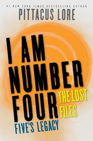 I Am Number Four Ebook