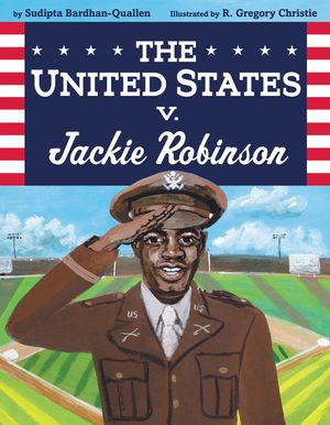 The United States v. Jackie Robinson book image