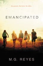 Emancipated Hardcover  by M. G. Reyes