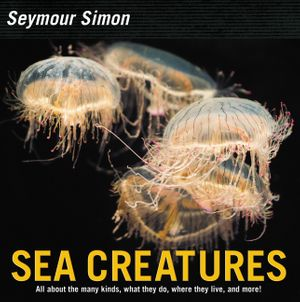 Sea Creatures book image
