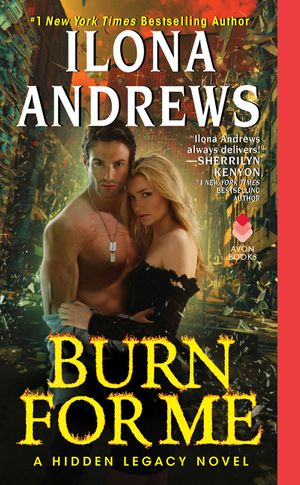 Burn for Me book image