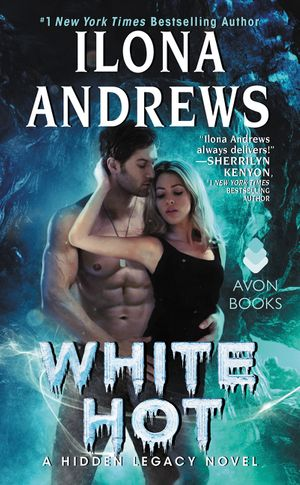 White Hot book image