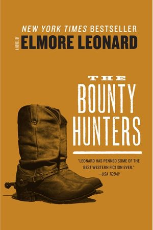 Bounty Hunter book image