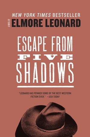 Escape from Five Shadows book image