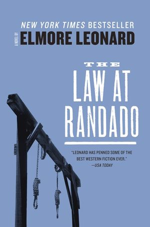 Law at Randado book image