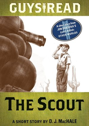 Guys Read: The Scout book image