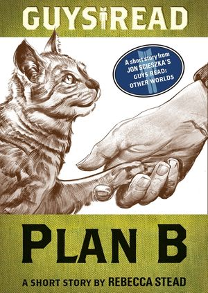 Guys Read: Plan B book image
