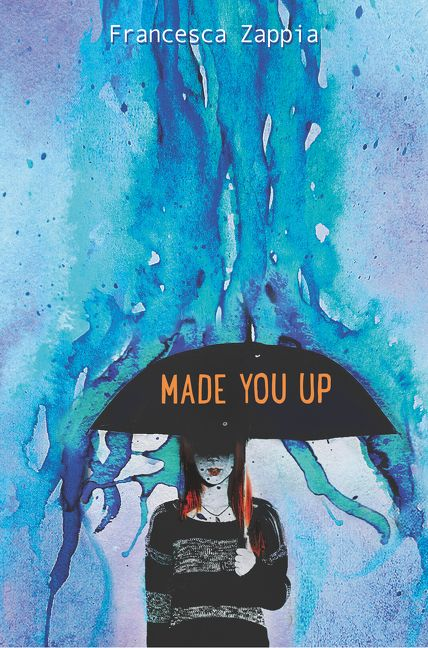 Made You Up by Francesca Zappia -  The 29 Best YA Book Covers of 2015 as Chosen by Epic Reads Designers