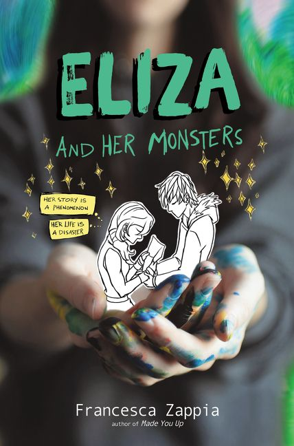Image result for eliza and her monsters cover