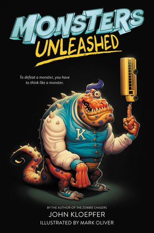 Monsters Unleashed book image