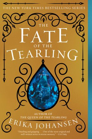 The Fate of the Tearling book image