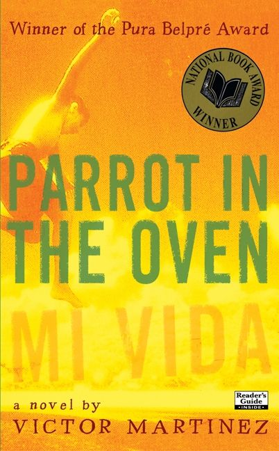 relationships in victor martinezs parrot in the oven Victor martinez author of parrot in the oven: 1954 in fresno,cal victor martinez basic facts death victor martinez was a mexican-american poet and author.