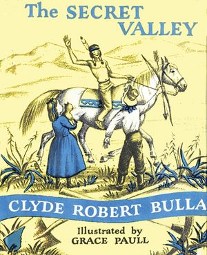 The Secret Valley book image