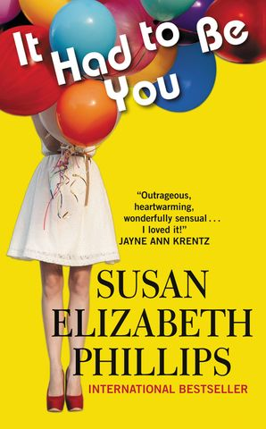 Susan Elizabeth Phillips book cover