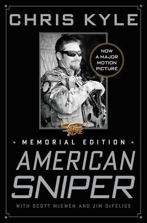 American Sniper book image