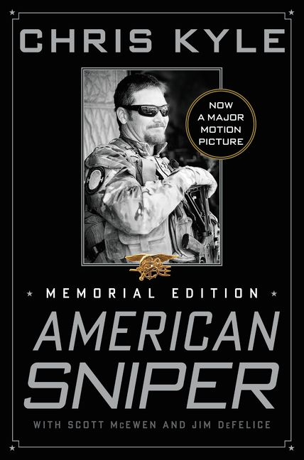 american sniper book review Amazoncom: american sniper: the autobiography of the most lethal sniper in us military history (9780062238863): chris kyle, scott mcewen, jim defelice: books.