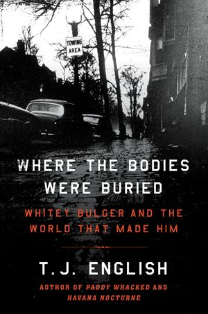 Where the Bodies Were Buried book image