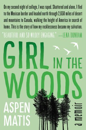 Girl in the Woods book image